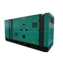 Объединить силы Звукоизоляционное Тепловозное genset 60kva генератор с двигателем Doosan
