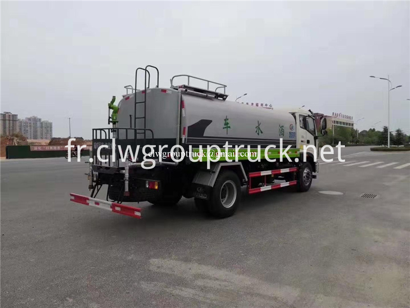 Water Spray Truck 9