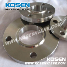Carbon Steel Flange Cast & Forged Slip on Flange