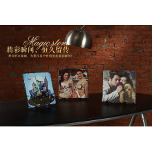 Sublimation Slate photo frame Rectangle SH16 At Low Price Wholsale Made in China