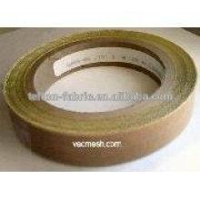 China Supply Meilleures ventes de haute qualité Ruban en téflon en tissu haute performance