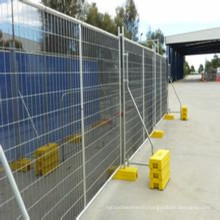 Galvanized Retractable Safety Temporary Fence