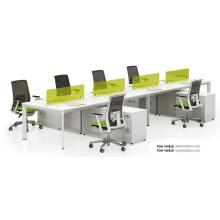 Estaciones de trabajo compactas de ahorro de espacio para oficina (FOH-N4828)