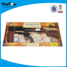 Western holster hunting gun