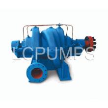 Pompe de type à volute à biseau à double étage et à double aspiration (SLOW200-530 2)