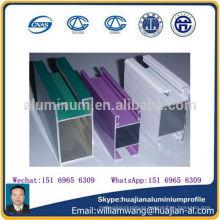 high quality aluminium profile for windows and doors