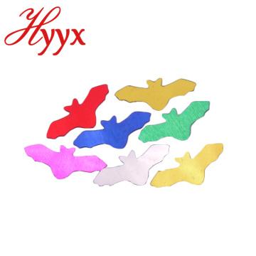 HYYX Haute qualité partie popper gros confetti halloween artisanat bat confetti en vrac