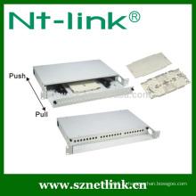 1U 19inch 100 пар 110 коммутационная панель проводки