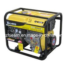 3.2kw gerador de energia diesel de quadro aberto (DG4000E)