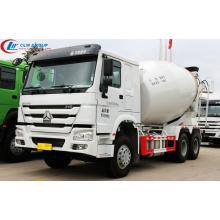 Tout nouveau coût du camion malaxeur à béton SINO 12CBM
