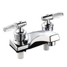 Plastic Water Tap with Double Handle