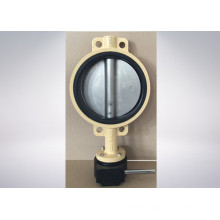 Dn40 Dn50 Wafer Butterfly Valve