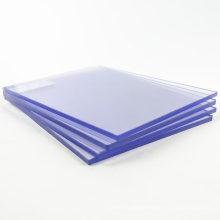 Clear Rigid PVC sheet for making sneeze guard,  Clear PVC sheet for desk guard, Barrier Protects