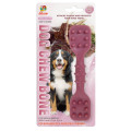 "Percell 6 ""Dura Chew Toy Dumbbell Lamb Scent"