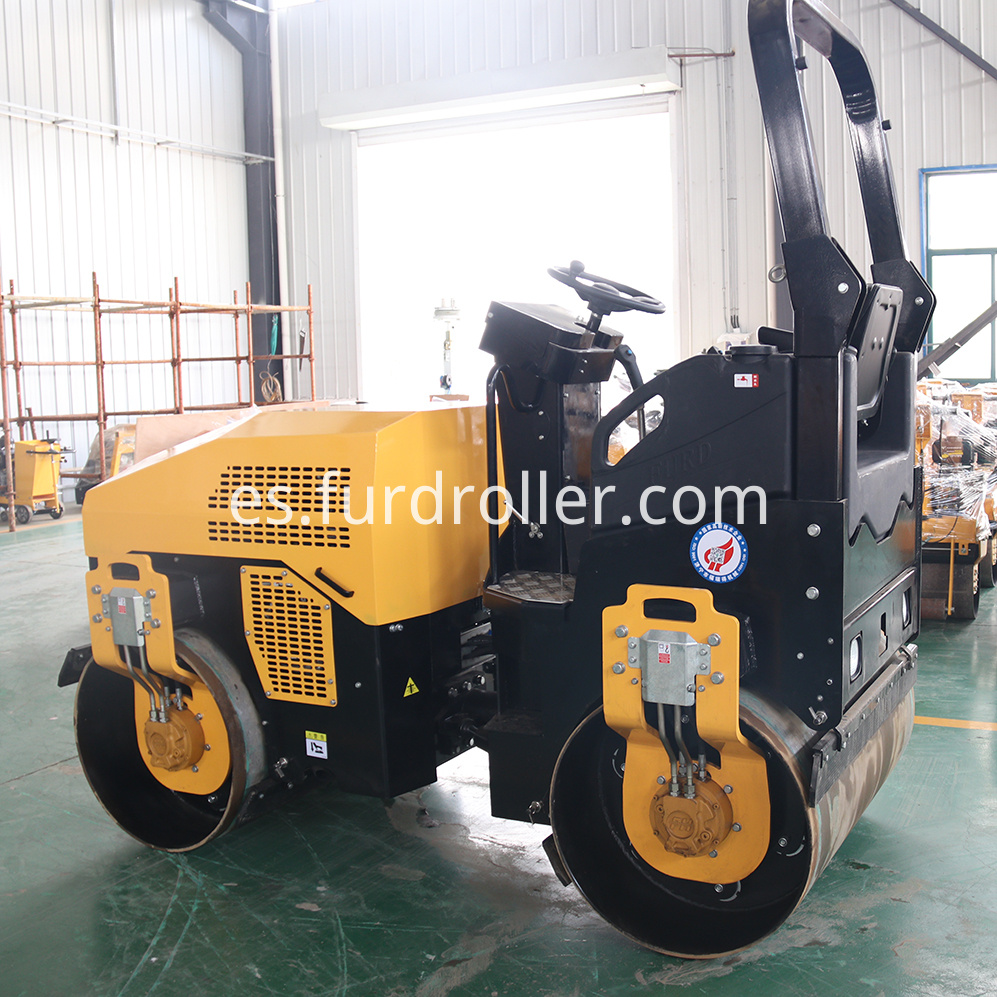 FYL-1200 Small Roller Compactor