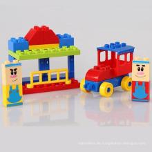Neueste 18PCS Kunststoff Bausteine Spielzeug