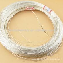 DIY chaînes de fil en argent sterling de 0.3mm-1.0mm ou bracelet en perles accessoires spéciaux SEF006