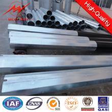 14m Steel Power Poles Manufacturer