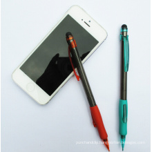Mechanical Pencil with Soft Stylus Top