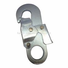 Industrial Protective Equipment Steel Double Action Snap Hook