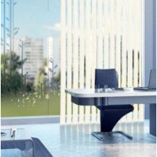 Window Covering 89 mm Width 100% Polyester Fabric Vertical Blind