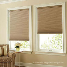 china sample & elegant design for honeycomb blinds