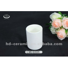 porcelain cup ,white ceramic mug no handle,straight plain cup without handle