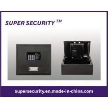 Черный пол стальной сейф (SMD145)