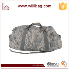 Camouflage Travel Duffle Bag Oxford Outdoor Shoulder Bag