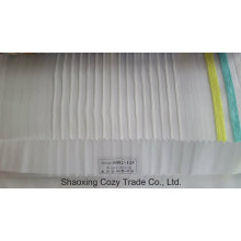New Popular Project Stripe Organza Voile Sheer Curtain Fabric 0082125
