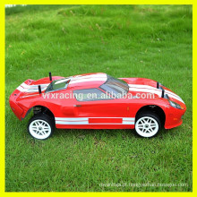 Escala de 1/10 de carro, vermelho, deriva VRX Racing X-Ranger EBD elétrico