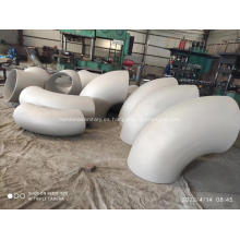 Accesorio de tubería de codo de acero inoxidable ASME16.9