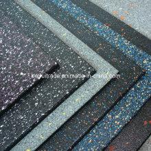 Высокое качество тренажерный зал или площадка анти-скольжения EPDM резиновый коврик