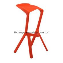 2016 High Quality Modern Design Plastic Bar Chair