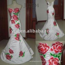 JJ2504 новый arrivalfree доставка сексуальный вечернее платье платье 2011