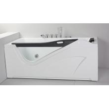 Bañera de baño de acrílico de interior cuadrado (JL808)