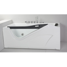 Square Indoor Acrylic Massage Bath Tub (JL808)