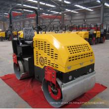 Compresor vibratorio hidráulico del rodillo de camino del motor diesel
