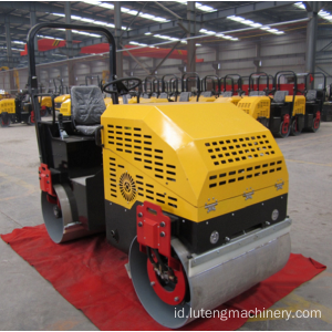 Mesin Diesel Hydraulic Vibratory Road Roller Compactor