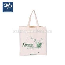 100% Beautiful Folding Basic Canvas Cotton Gift Bag