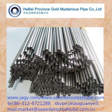 Suspension system Puller pipe carbon steel Seamless High Coaxiality Pipe