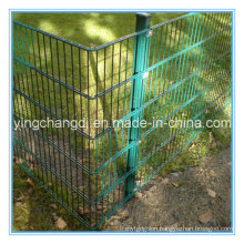 High Security Fence/Double Wire Mesh Fence/ Double Metal Wire Fence
