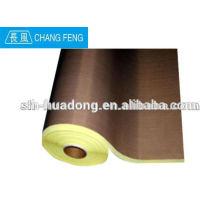 Tela adhesiva de PTFE de fibra de vidrio