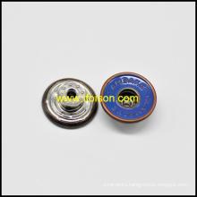 Enamel Tack Button for Garment