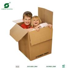 Top Verkauf Cubic Moving Paper Cartons