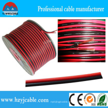 Cable del altavoz del alambre del altavoz del aislamiento del PVC 300V China Factory