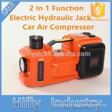 HF-370 Car Electric jack Jack eléctrico de la botella Jack de reparación de herramientas de mantenimiento