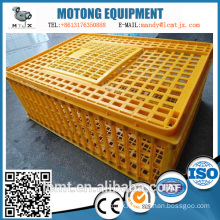 Revolving box chicken plastic cage transport cage basket