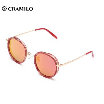 26003PC frame polarized mirror lenses sunglasses