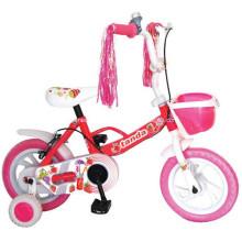 Niñas princesa Kid coloridas bicicletas